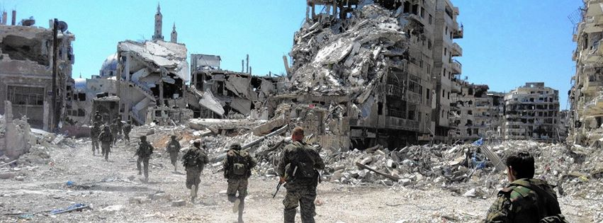 Wars in the World » List of ongoing Conflicts